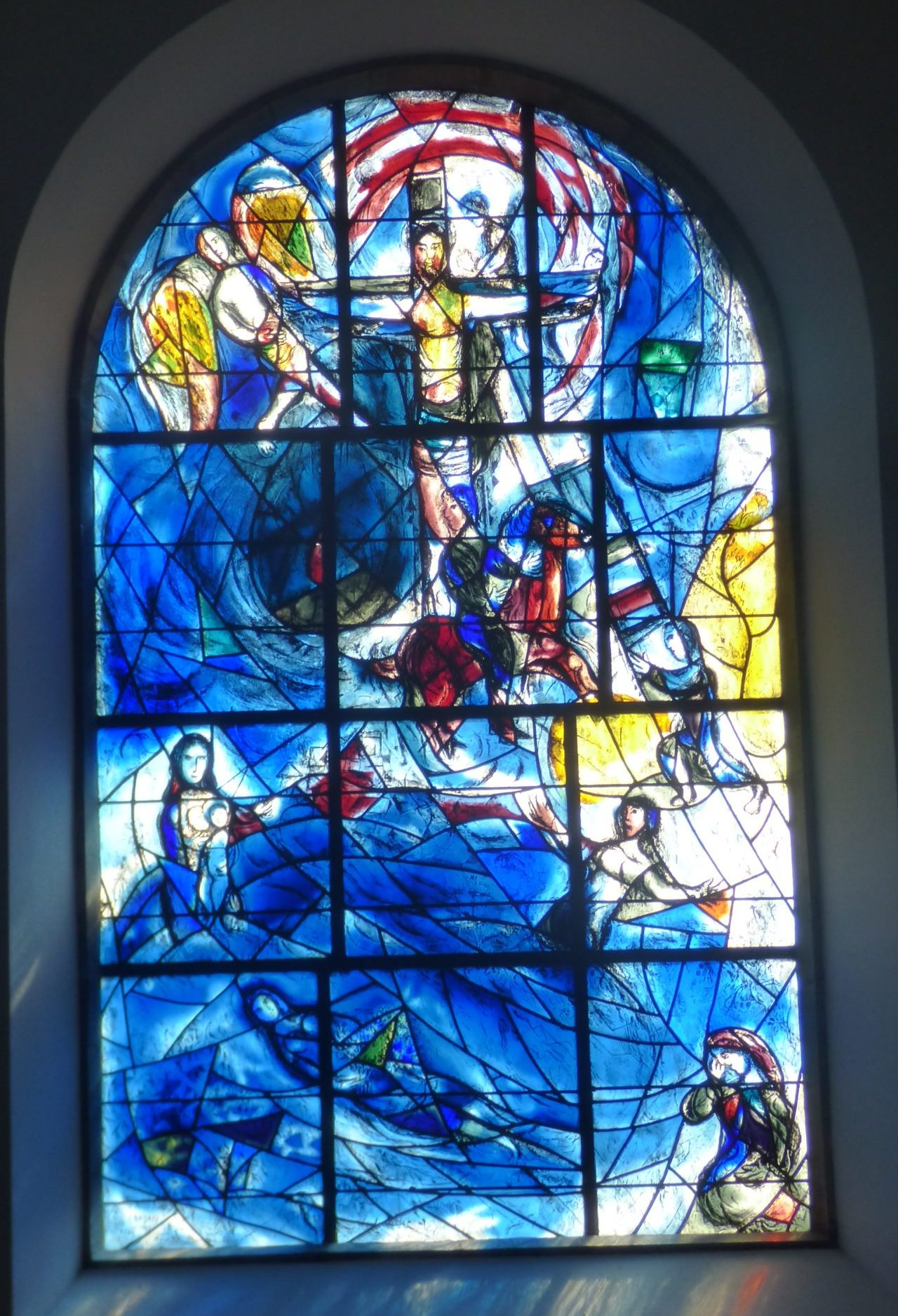 Chorfenster Tudeley